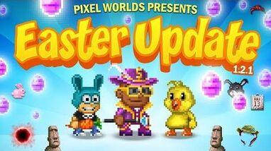 Easter egg hunting begins! Update 1.2