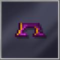 Purple Heroic Tights