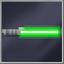 Green Laser Sword