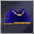 Blue Hero Cape