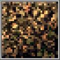 Brown Vegetation Block
