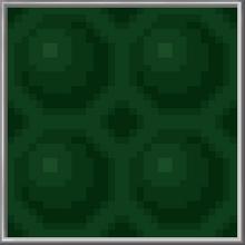Green Spheres Background