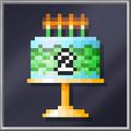 Anniversary Cake 2yo