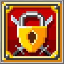 Battle World Lock