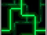 Green Glow Wire