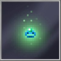 Green Ghost Ring