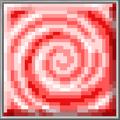 Candy Spiral Block