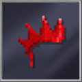 Spiky Punk Red