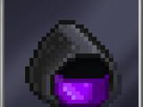 Purple Ninja Hood