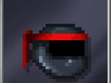 Red Ninja Mask