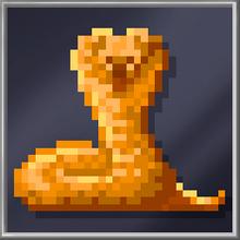Cobra Statue