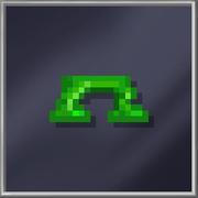 Green Spandex Pants