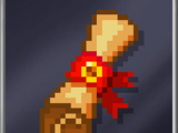 Red Scroll
