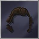 Bushy Antique Hair