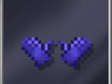 Purple Ninja Gloves