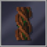 Twisted Tree Pillar