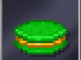 Green Cookie