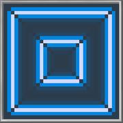 Blue Neon Background