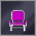 Pink_Metal_Chair