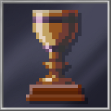 Bronze Goblet