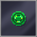 Green Bouncer Shield