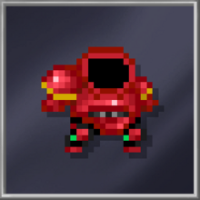 Red PWR Armor