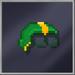 Green_Half-Head_Mask