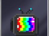 Old TV Mask