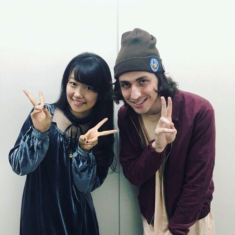 Misawa and <a href=