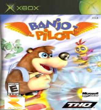 Banjo Kartie(XBOX)