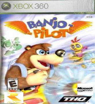 Banjo Kartie(XBOX 360)