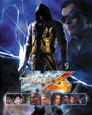 Tekken 4 Game Port Ideas Wikia Fandom