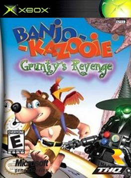 Banjo Kazooie Grunty's Revenge