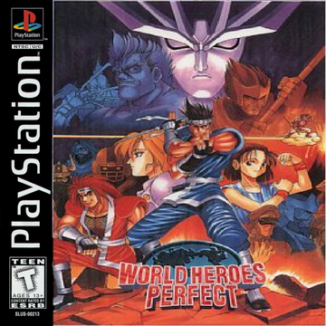 World Heroes Perfect PS1