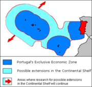 Portugal Exclusive Economic Zone