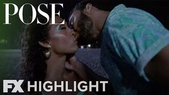 Pose Season 2 Ep. 9 Blanca's Moonlight Kiss Highlight FX