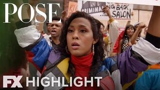 Pose Season 2 Ep. 6 Protest Highlight FX