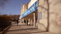 1x01 Museum exterior