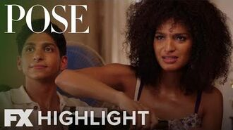 Pose Season 2 Ep. 8 Evangelista Dinner Fight Highlight FX