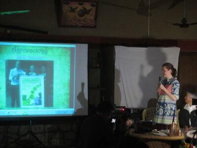 Presentation Navdanya 02