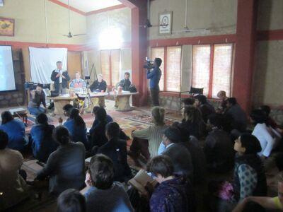 Presentation Navdanya 01