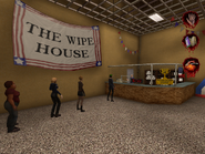 Interior of The Wipe House 001