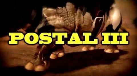 Postal 3 E3 Grindhouse Trailer