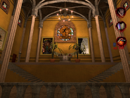 Interior of Church of VD Clan