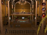 Interior of Church of VD Clan 002