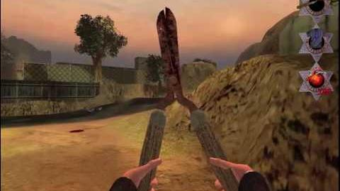 Weapons in POSTAL 2