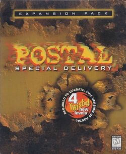 POSTAL SPECIAL DELIVERY - RWS US
