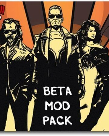 Beta Mod Pack Postal Wiki Fandom