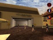 Arid Mall before