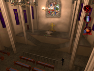 Interior of the Church 002
